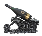 Raising Hell Wine Holder