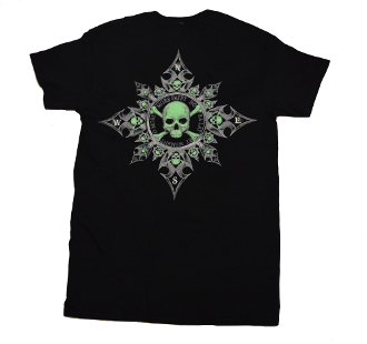 Pirate Compass Glow in the Dark Tee